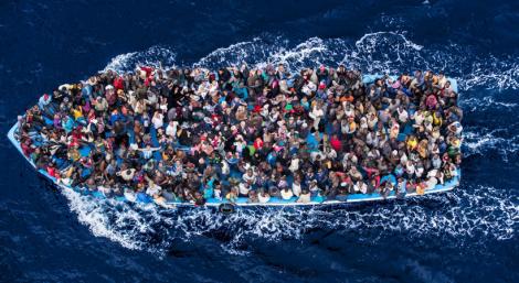 bateau immigrants