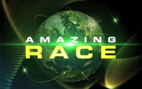 Logo amazing Race
