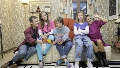 La Famille à remonter le temps